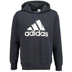 adidas Performance Bluza z kapturem black/white