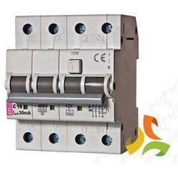 Wyłącznik różnicowoprądowy, różnicówka KZS-4M C 20-0,03A, AC z członem nadprądowym 002174025 ETI