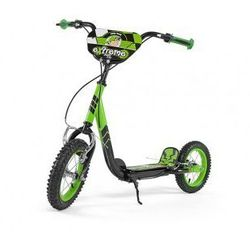 Milly Mally Hulajnoga Scooter Extreme Crazy green
