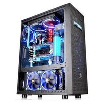 THERMALTAKE Core X71 Full Tower USB3.0 Tempered Glass - Black CA-1F8-00M1WN-02