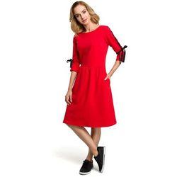 a9dcf1189f spodnie dresowe z czerwonym lampasem str w kategorii Suknie i ...
