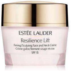 Estee Lauder Resilience Lift Firming Sculpting Face and Neck Creme SPF15 for Dry Skin Krem ujędrniająco-modelujący 50 ml