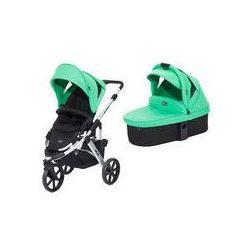 Wózek wielofunkcyjny 2w1 Salsa 3 ABC Design (silver grass)