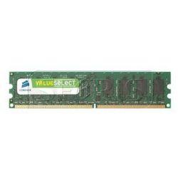 Pamięć RAM Corsair 2GB 800MHz DDR2 CL5 DIMM 1.8V - VS2GB800D2