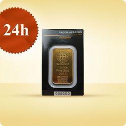 1 uncja Sztabka złota - wysyłka 24 h!
