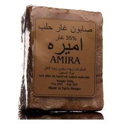 Tradycyjne Syryjskie Mydło Aleppo oliwkowo - laurowe 35% 200 g