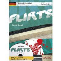 Niemiecki. Kryminał z ćwiczeniami Flirts + CD