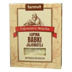 Farmvit Łupina Babki Jajowatej 150g