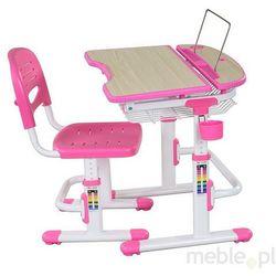 Biurko dziecięce Colore Pink