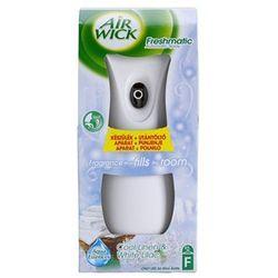 Air Wick Freshmatic odświeżacz powietrza 250 ml (Cool Linen & White Lilac) + do każdego zamówienia upominek.