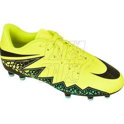 Buty piłkarskie Nike Hypervenom Phelon II FG Jr 744943-703