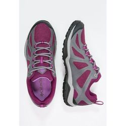 Columbia PEAKFREAK XCRSN II XCEL OUTDRY Półbuty trekkingowe dark raspberry/northern light