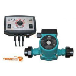 Zestaw sterownik pompy obiegowej kotła ST 20 TECH + pompa obiegowa OMIS 25-40/180 bez śrubunków