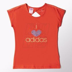 Koszulka adidas Wardrobe Smart Junior S16411