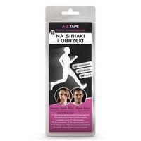 A-Z Tape Dynamiczne wsparcie na siniaki i obrzęki - tejpy (1 aplikacja)