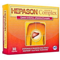 Hepason Complex kaps. 30 kaps.(blister)