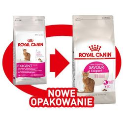 ROYAL CANIN Exigent Savour Sensation 35/30 2kg + BILET do kina