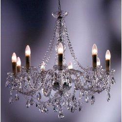 Kare design :: Lampa wisząca Gioiello Crystal Clear 9-Branched