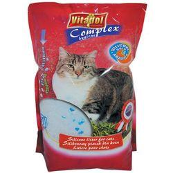 Vitapol Piasek silikonowy żwirek dla kota lawendowy 5l