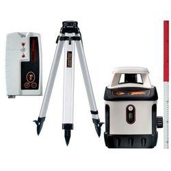 Automatyczny rotacyjny niwelator laserowy Laserliner AquaPro 120 Set