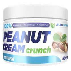 ALLNUTRITION Peanut Cream Crunch 500g