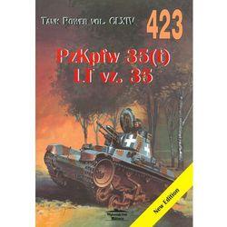 PzKpfw 35(t) LT vz. 35 nr. 423 - Janusz Lewoch