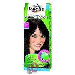 Palette Permanent Natural Colors Farba do włosów nr 800 Ciemny Brąz