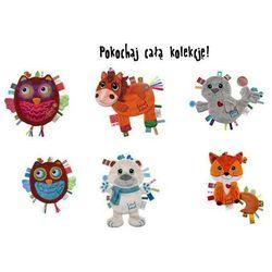 LABEL LABEL Friends kocyk - przytulanka FOKA - z metkami