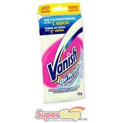 Vanish oxi action white saszetka 90g 3 prania