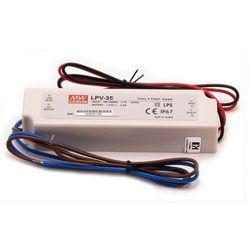 Zasilacz LED LPV-35-24, 36W, 24V/1.5A