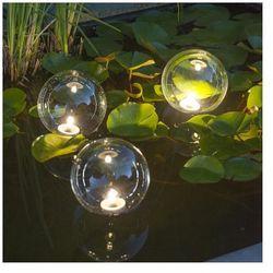 Ubbink pływające oświetlenie oczka wodnego x3 Zapisz się do naszego Newslettera i odbierz voucher 20 PLN na zakupy w VidaXL!