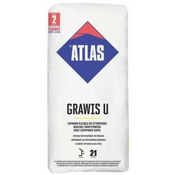 Klej do siatki Atlas Grawis U 25 kg