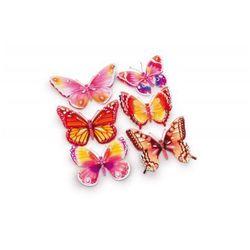 Naklejki 3D na ścianę dla Dzieci Motyle