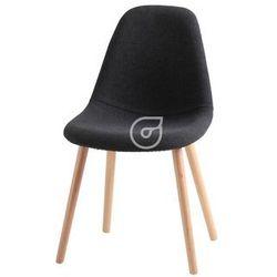 Krzesło Easy, ciemnoszare by CustomForm