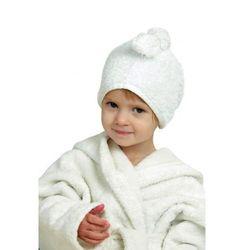 Cuddletwist Ręcznik na Włosy Biały