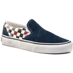 Tenisówki VANS - Classic Slip-On VN0A4U38WO21 (Washed)Drsbls/Chl Pepper