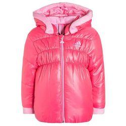adidas Performance Kurtka zimowa bahia pink/semi pink
