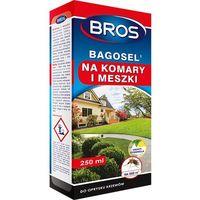 BROS 250ml Bagosel Preparat do oprysku krzewów na komary i meszki