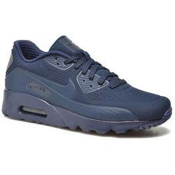 Tenisówki i trampki Nike Nike Air Max 90 Ultra Moire Męskie Niebieskie 100 dni na zwrot lub wymianę