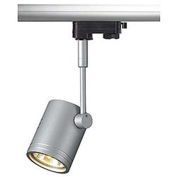 LAMPA sufitowa BIMA 1 152242 Spotline ścienna OPRAWA spot do systemu szynowego 3-fazowego tuba srebrnoszary