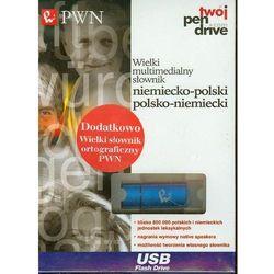 Wielki multimedialny słownik niemiecko - polski, polsko - niemiecki (opr. kartonowa)