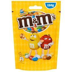 Orzeszki ziemne M&M's Peanut oblane czekoladą w kolorowych skorupkach 150g