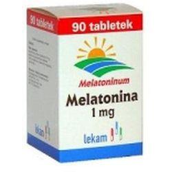 Melatonina 1 mg x 90 tbl