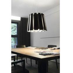 Carpyen - Twist Metalohalogen (czarny) - lampa wisząca duża