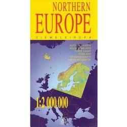 Europa północna mapa 1:2 000 000 Jana Seta (opr. twarda)