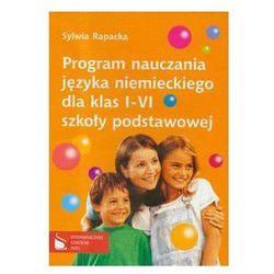 Program nauczania języka niemieckiego dla klas 1-6 szkoły podstawowej