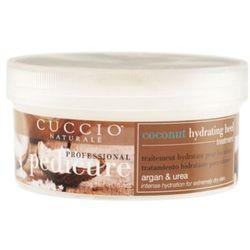 Cuccio COCONUT MICRO EXFOLIATION SCRUB Mikro złuszczający peeling kokosowy do stóp (453 g.)