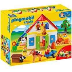 Playmobil GOSPODARSTWO ROLNE Moje duże gospodarstwo rolne 6750