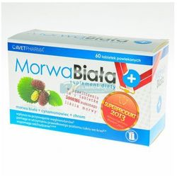 Morwa Biała Plus 60 tabletek