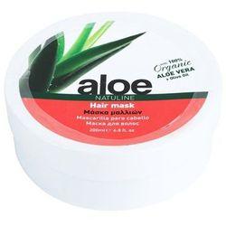 Bodyfarm Natuline Aloe maska do włosów z aloesem + do każdego zamówienia upominek.